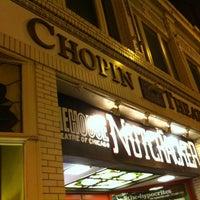 Снимок сделан в Chopin Theatre пользователем An 🍳 12/30/2012