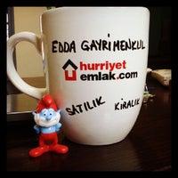 Photo taken at Edda Gayrimenkul by Damla G. on 12/10/2013