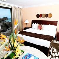 Photo taken at Ramada Plaza Marco Polo Beach Resort by Ramada Plaza Marco Polo Beach Resort on 5/11/2014