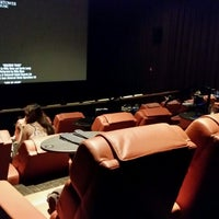 Photo taken at iPic Theatres by Amrit B. on 6/18/2014