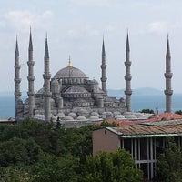 Photo prise au Sultan Ahmet Camii par Raymond C. le7/10/2013