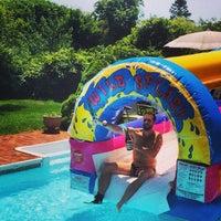 Photo taken at Montauk Mansion by Raymond C. on 7/25/2014