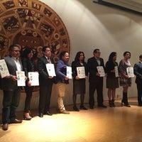 Снимок сделан в Asociación Mexicana de Contadores Públicos пользователем Ceci C. 10/9/2015