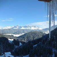 Das Foto wurde bei Ganischgerhof Mountain Resort & SPA von Agritur Rincher am 1/19/2013 aufgenommen