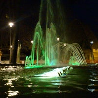 "Photo taken at Plaza de Armas Talcahuano by Esteban ""Zephyroth"" S. on 8/11/2013"