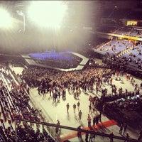 Das Foto wurde bei TUI Arena von Dimitri am 9/24/2012 aufgenommen