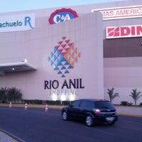 Photo taken at Rio Anil Shopping by Noelio S. on 11/21/2012