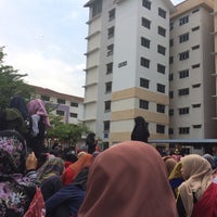 Photo taken at Kolej Melati by Adilla A. on 5/21/2017