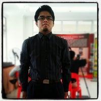 Photo taken at Kolej Kemahiran Tinggi Mara, Beranang, Selangor by sufyaan f. on 9/29/2012