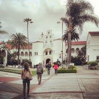 Photo taken at San Diego State University (SDSU) by Dave W. on 4/8/2013