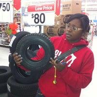 Photo taken at Walmart Supercenter by Mercedes on 10/3/2012