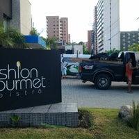 Foto tomada en Fashion Gourmet Bistrô por Daniel F. el 12/8/2012