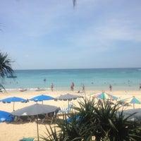 Photo taken at Kata Beach by David M. on 10/29/2012