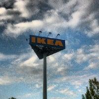 Photo taken at IKEA by Giacomo M. on 9/19/2012