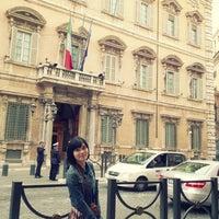 Photo taken at Palazzo Madama by Man Man C. on 5/17/2013