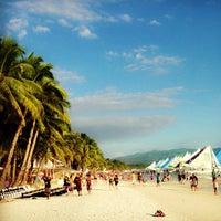Photo taken at Boracay Island by Kai P. on 5/6/2013