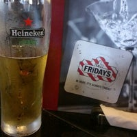 Photo taken at TGI Fridays by Adrian B. on 11/12/2012