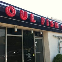 Photo taken at Soul Fish by Andrew O. on 6/15/2013