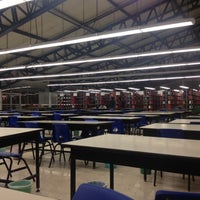 Photo taken at Biblioteca by Fatima on 1/30/2013