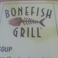 Photo taken at Bonefish Grill by Ryan B. on 6/13/2013