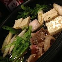Photo taken at 肉鍋料理専門店 大和 by Masa I. on 4/10/2013