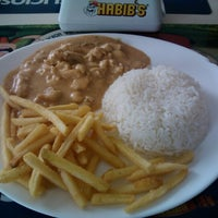 Photo taken at Habib's by Luciano R. on 1/21/2013