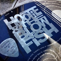 Photo taken at Hootie and the Blowfish Monument by Brad C. on 10/17/2014