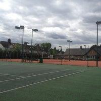 Foto scattata a Magdalen Park Lawn Tennis Club (MPLTC) da Yasmin N. il 8/10/2013
