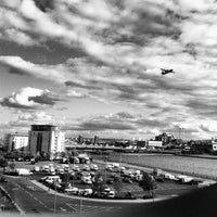 Photo taken at London City Airport (LCY) by Sash2030 on 10/12/2012
