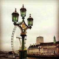 Photo taken at London by Sash2030 on 10/11/2012