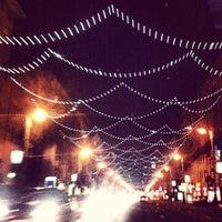 Снимок сделан в Тверская улица пользователем Sash2030 12/14/2012