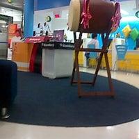Photo taken at Galeri Indosat by Erni M. on 7/12/2013