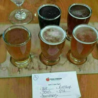 Photo taken at Texas Corners Brewing Company by steve s. on 4/1/2017