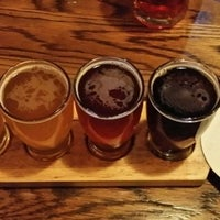 Photo taken at Jolly Pumpkin Pizzeria and Brewery by steve s. on 4/15/2017