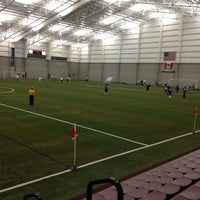 Photo taken at Ultimate Soccer Arena by Mr. Suave on 11/13/2012
