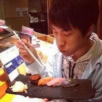 Foto diambil di すし久遠 oleh Pank² Fah パ. pada 10/17/2012