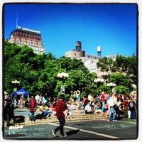 5/27/2013 tarihinde Richard B.ziyaretçi tarafından Union Square Park'de çekilen fotoğraf