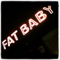 Photo taken at Fat Baby by Richard B. on 10/7/2012