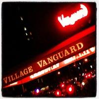 Photo taken at Village Vanguard by Richard B. on 12/14/2012