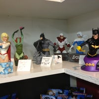 Photo taken at The Comic Room by Ty B. on 12/19/2012