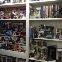 Photo taken at The Comic Room by Ty B. on 5/31/2014