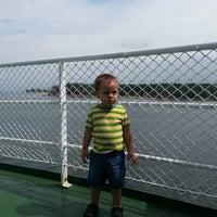 Photo taken at mv Holiday Island by Scott M. on 7/24/2013