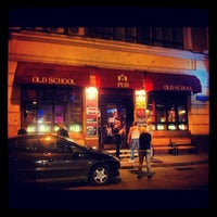 Снимок сделан в The OldSchool Pub пользователем Tapo4ek 9/29/2012