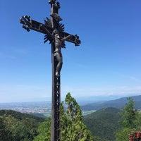Photo taken at Santuario Castelmonte by Andrea on 8/8/2017