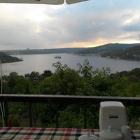 Photo taken at Yoros Cafe by Yasin ç. on 6/2/2013
