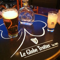 Photo taken at Le Globetrotter by Frederic on 4/13/2013