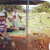 Photo taken at Masjid Baru Sungai Bakap by Asri S. on 8/5/2013