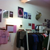 Photo taken at AMP t-shirt store. by Daniela S. on 8/15/2013