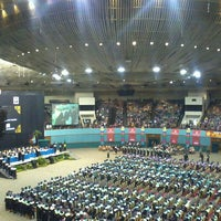 Photo taken at Jakarta Convention Center (JCC) by Hafsh M. on 4/20/2013