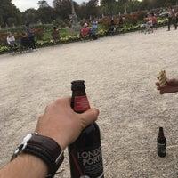 9/16/2018にPieter B.がGrand Bassin du Jardin du Luxembourgで撮った写真